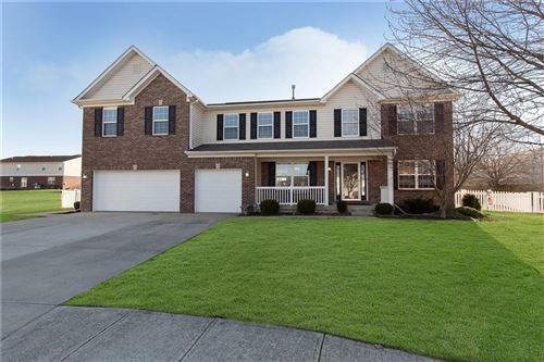 Photo of 10353 Ringtail Place, Fishers, IN 46038 (MLS # 21769319)