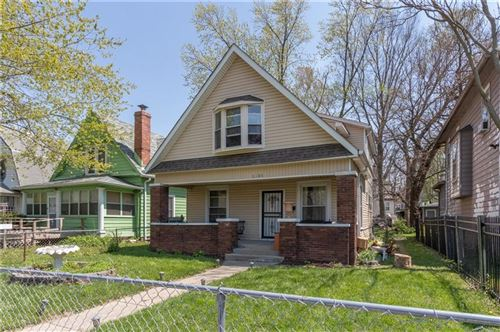 Photo of 1405 Jefferson Avenue, Indianapolis, IN 46201 (MLS # 21781319)