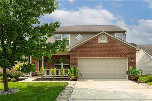 Photo of 12237 Inside Trail, Noblesville, IN 46060 (MLS # 21801319)