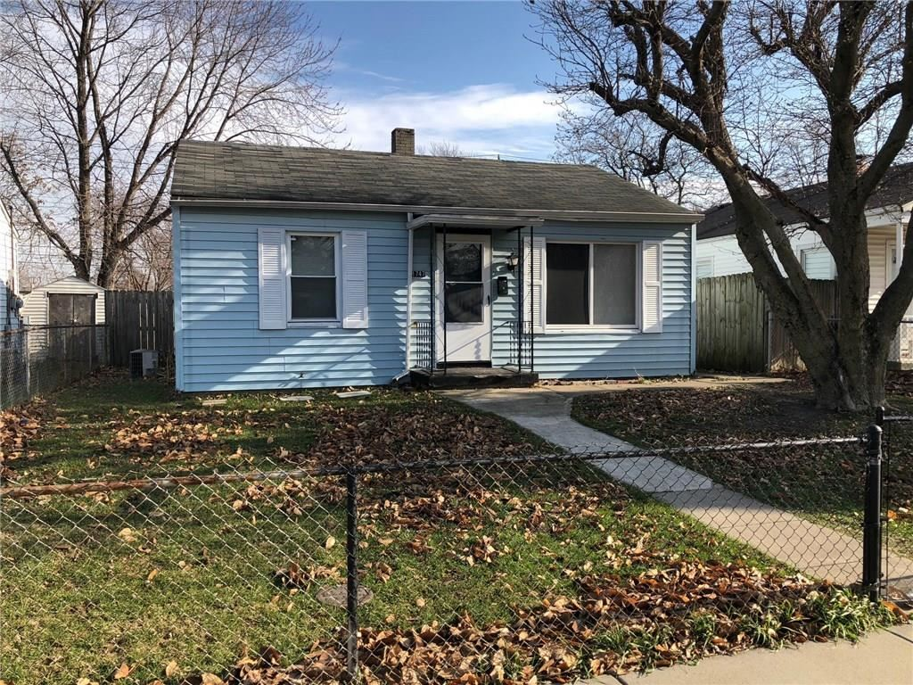 1747 Asbury Street, Indianapolis, IN 46203 - #: 21754319