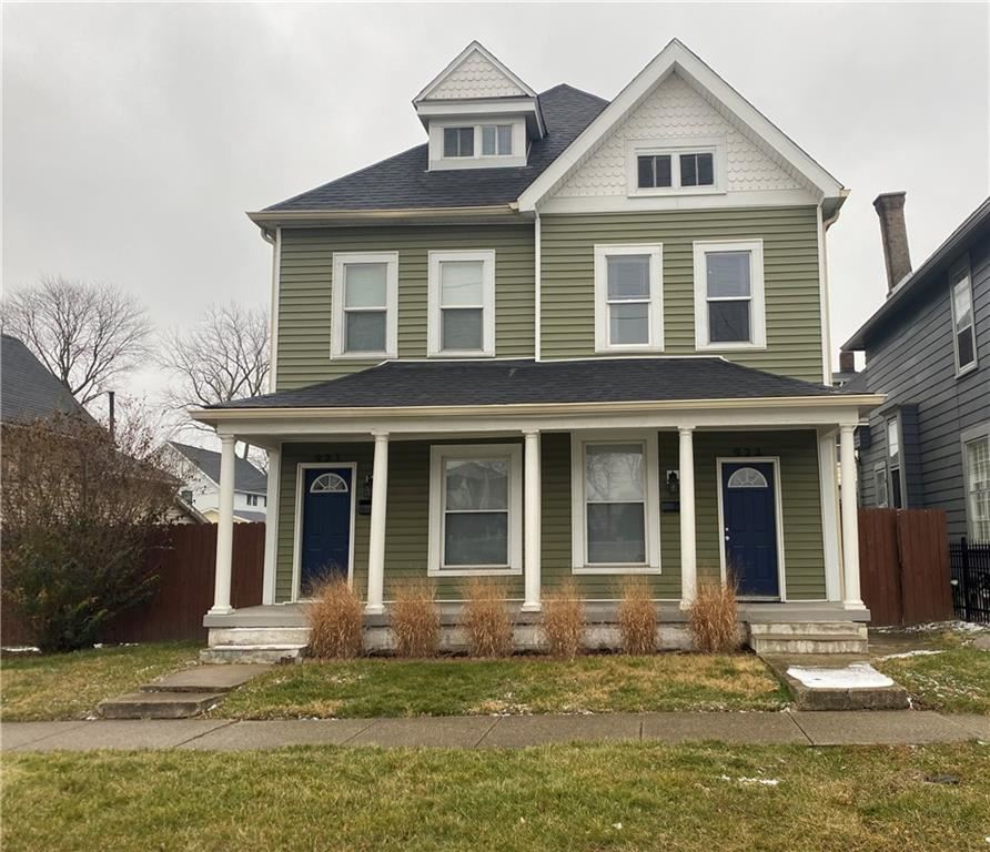 923 South State Avenue, Indianapolis, IN 46203 - #: 21763320