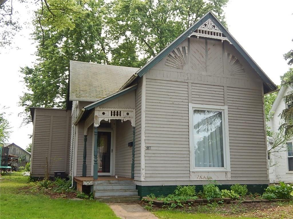 917 West Wabash Avenue, Crawfordsville, IN 47933 - #: 21645321