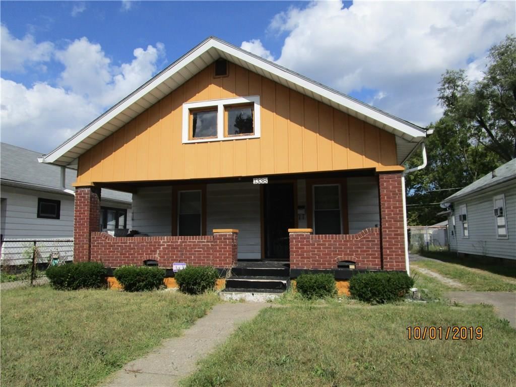 1338 West 23rd Street, Indianapolis, IN 46208 - #: 21678321