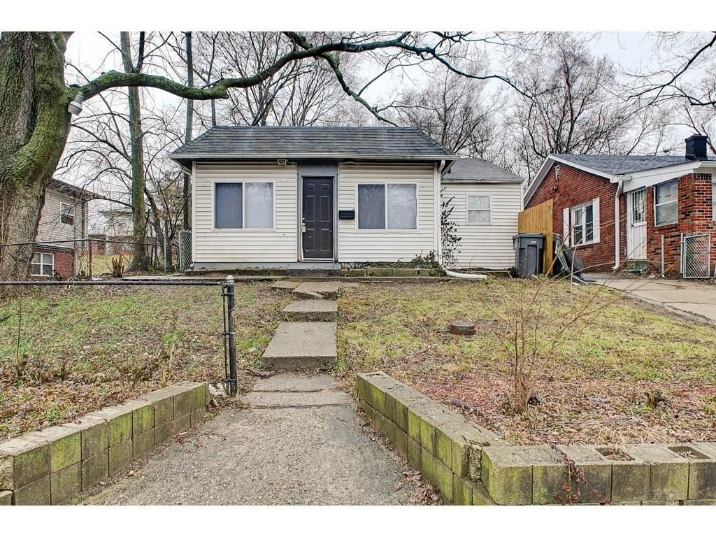 3609 Caroline Avenue, Indianapolis, IN 46218 - #: 21693321