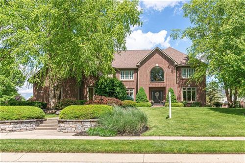 Photo of 5273 Chickasaw Court, Carmel, IN 46033 (MLS # 21709324)