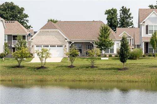 Photo of 1290 Riverbank Drive, Westfield, IN 46074 (MLS # 21800324)