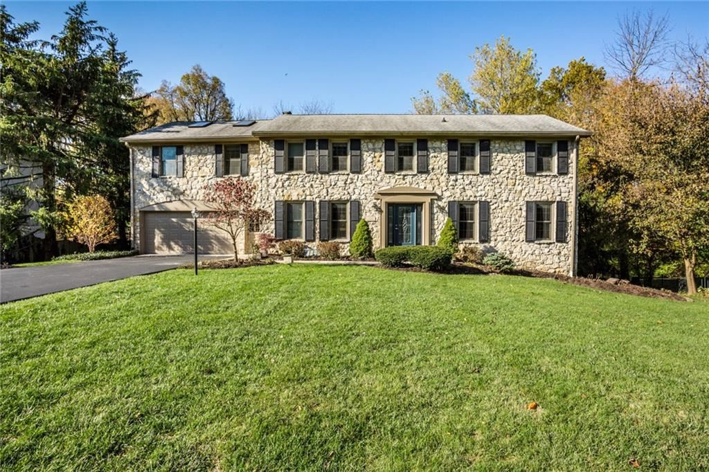 7524 Brookview Circle, Indianapolis, IN 46250 - #: 21679325