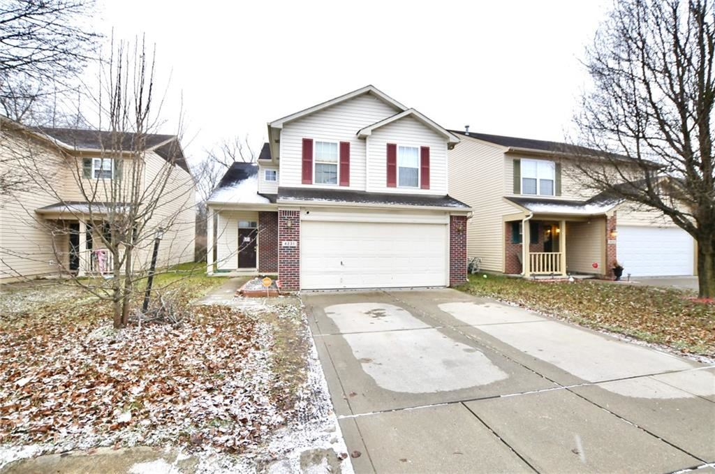 4231 TRACE EDGE Lane, Indianapolis, IN 46254 - #: 21760325
