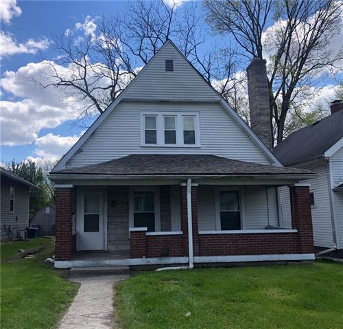 Photo of 1311 West 33rd Street, Indianapolis, IN 46208 (MLS # 21785326)