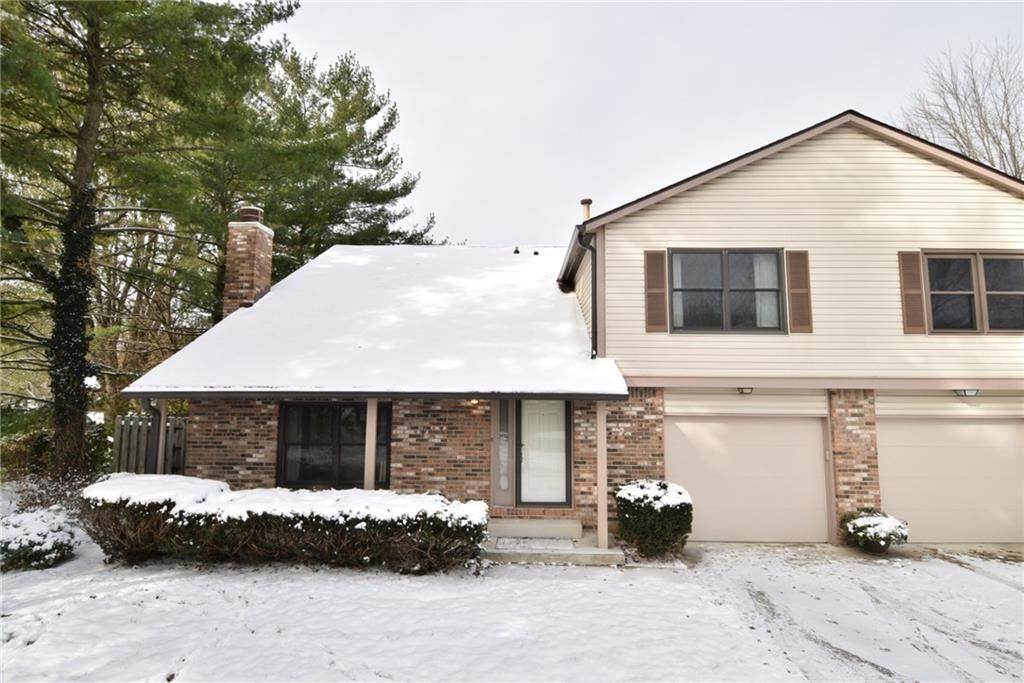 8391 Chapel Pines Drive #17, Indianapolis, IN 46234 - #: 21681326