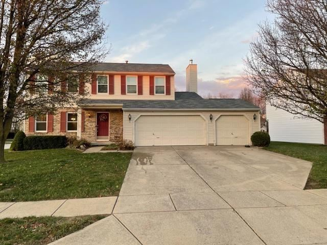 6258 Saddletree Drive, Zionsville, IN 46077 - #: 21754326