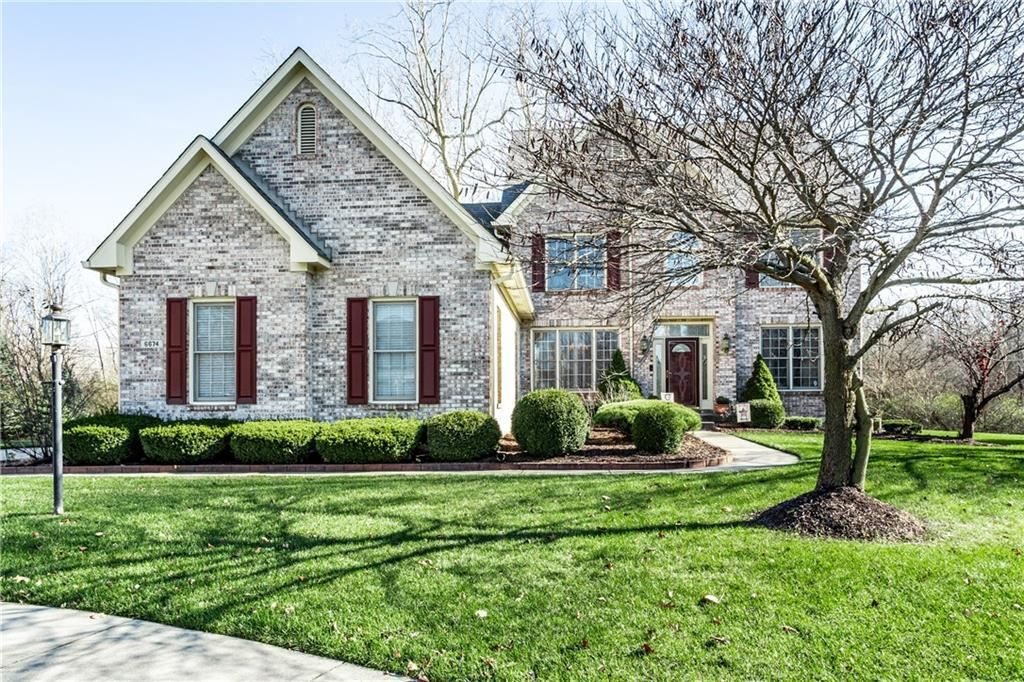6674 Cherbourg Circle, Indianapolis, IN 46220 - #: 21754327