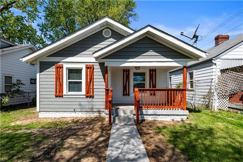 Photo of 1540 North CHESTER Avenue, Indianapolis, IN 46201 (MLS # 21785328)