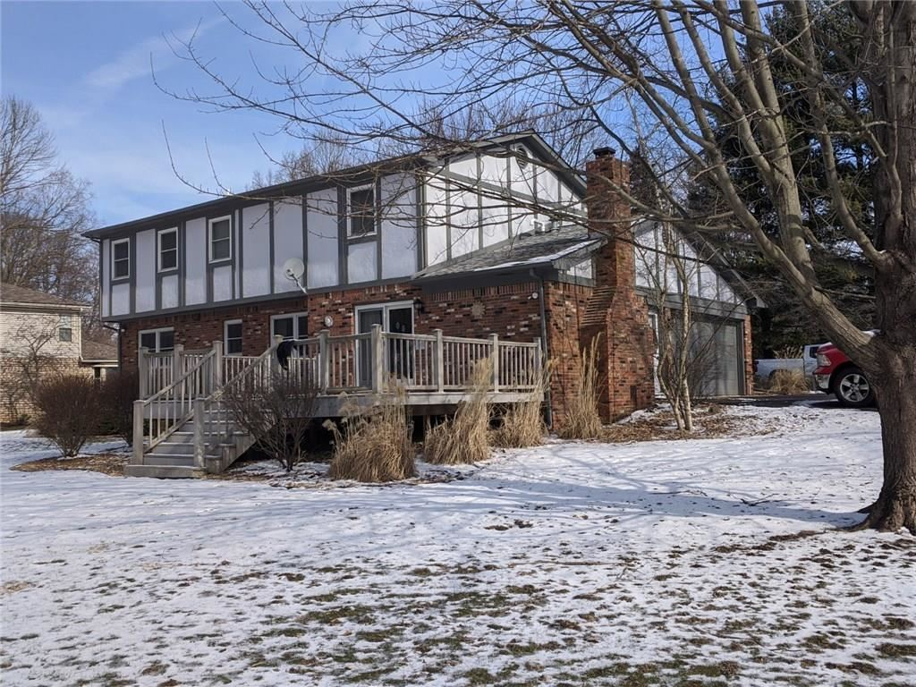 1225 South Beechwood Drive, Rushville, IN 46173 - #: 21695328