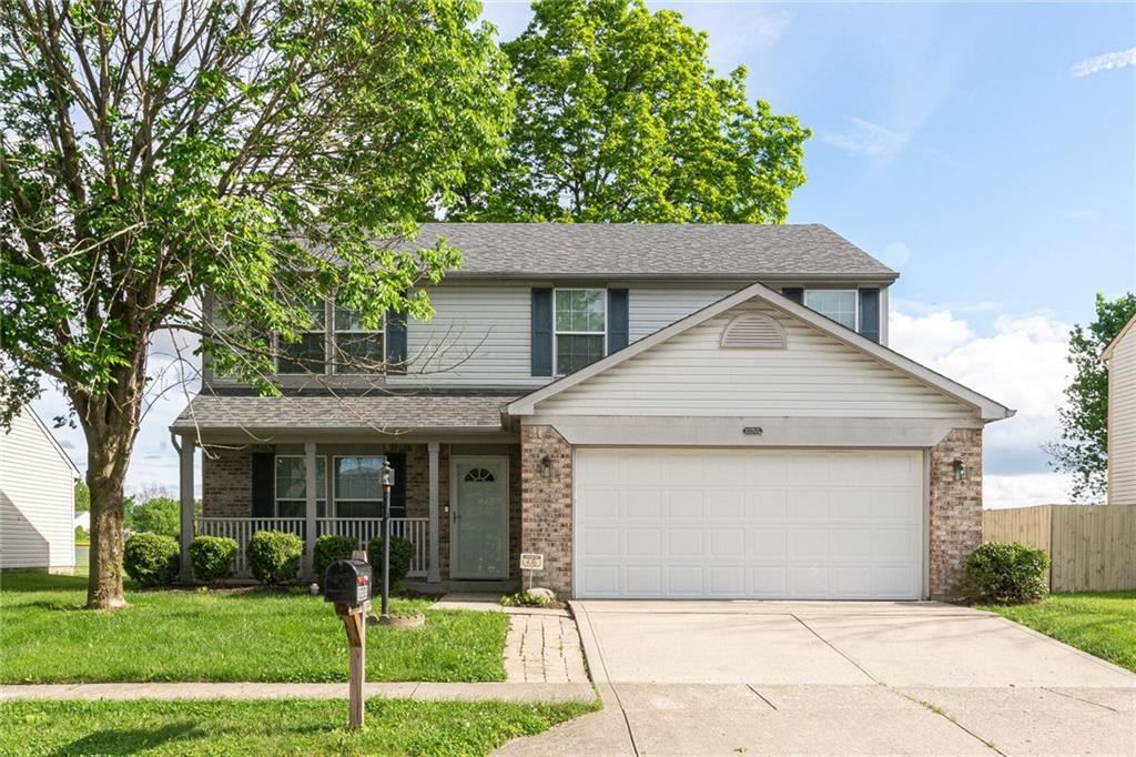 12203 Bearsdale Drive, Indianapolis, IN 46235 - #: 21712328