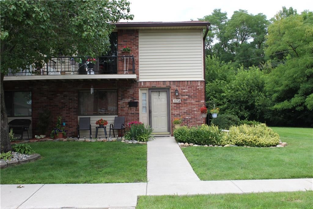 1094 West Greenwood Trails, Greenwood, IN 46142 - #: 21731328