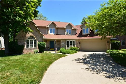 Photo of 8763 Bay Pointe Circle, Indianapolis, IN 46236 (MLS # 21699329)