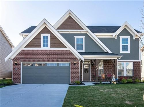 Photo of 6457 West Clearview Drive, McCordsville, IN 46055 (MLS # 21749329)