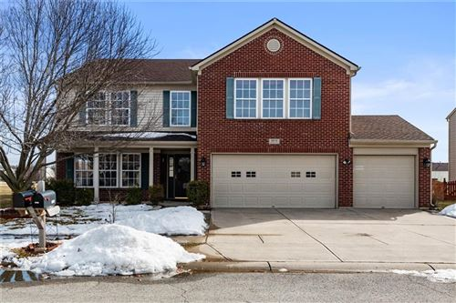 Photo of 9979 Big Bend Drive, Indianapolis, IN 46234 (MLS # 21764331)