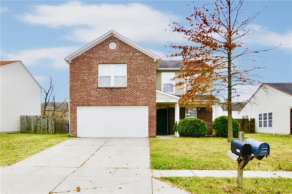12409 BEARSDALE Drive, Indianapolis, IN 46235 - #: 21684331