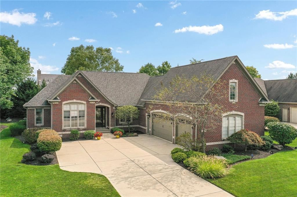 16474 Gleneagles Court, Noblesville, IN 46060 - #: 21734331