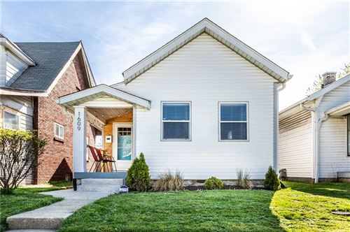 Photo of 1609 South State Avenue, Indianapolis, IN 46203 (MLS # 21778332)