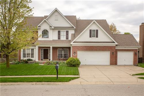 Photo of 7821 Highland Meadows Drive, Brownsburg, IN 46112 (MLS # 21779332)