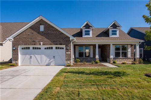 Photo of 7313 Wooden Grange Drive, Indianapolis, IN 46259 (MLS # 21703333)