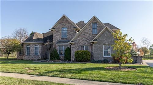 Photo of 1317 North WINCHESTER Drive, Greenfield, IN 46140 (MLS # 21751333)