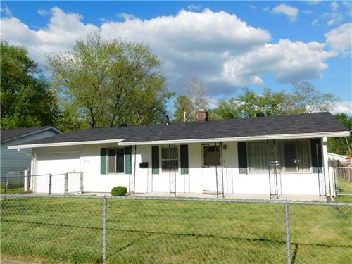 Photo of 3519 Beasley Drive, Indianapolis, IN 46222 (MLS # 21785333)