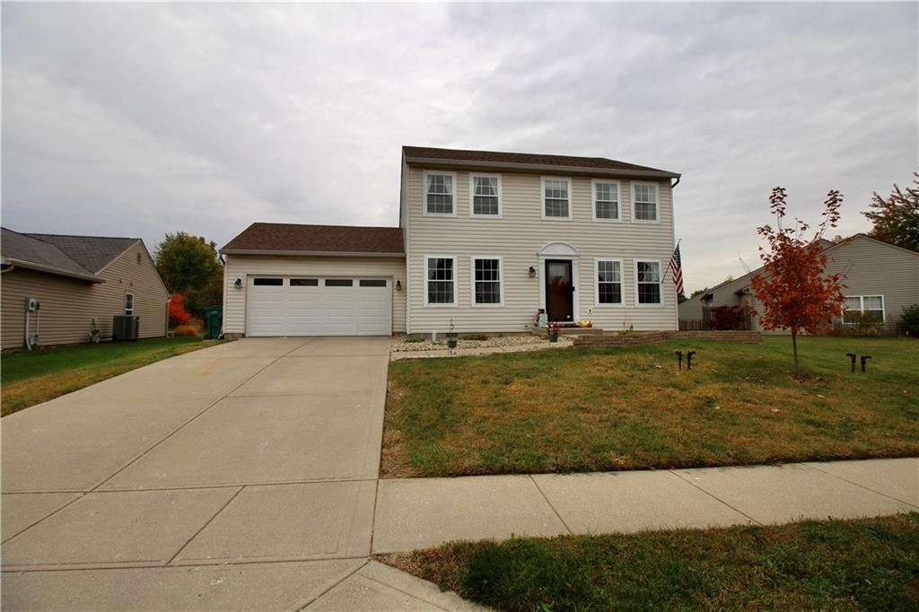 2202 Canvasback Drive, Indianapolis, IN 46234 - #: 21678333