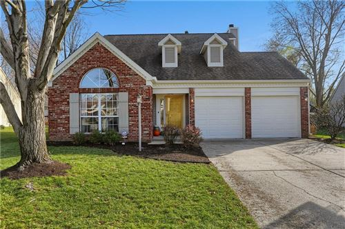 Photo of 7713 Raleigh Lane, Fishers, IN 46038 (MLS # 21751334)