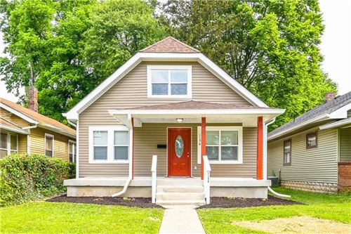 Photo of 1156 W 36th Street, Indianapolis, IN 46208 (MLS # 21792334)