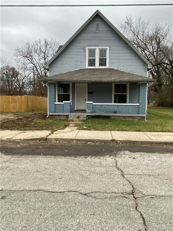 1333 West 23rd Street, Indianapolis, IN 46208 - #: 21684334