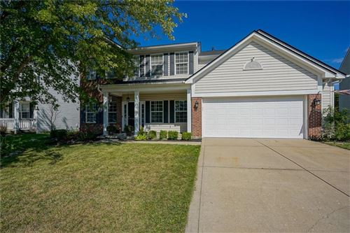 Photo of 12719 Touchdown Drive, Fishers, IN 46037 (MLS # 21809335)