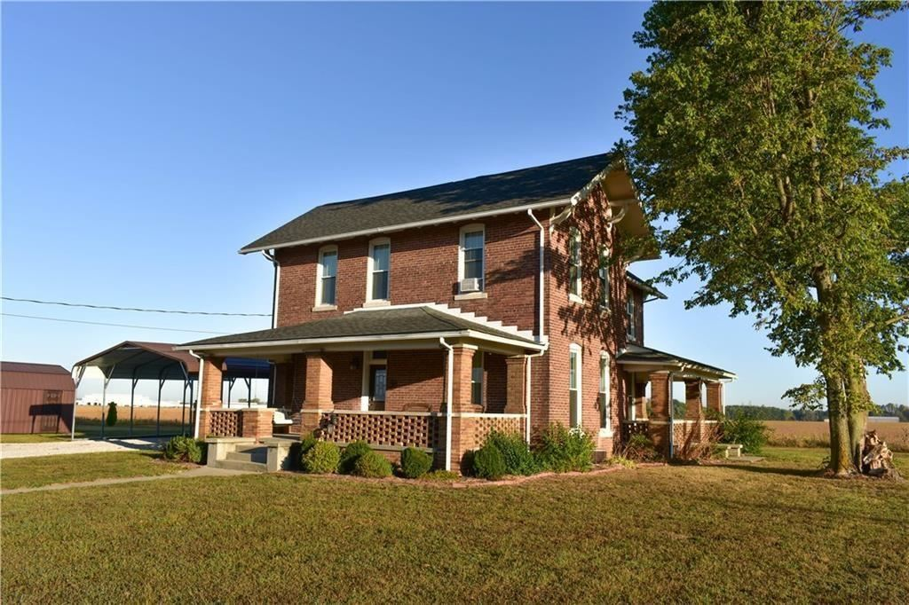 3018 North State Road 11, Seymour, IN 47274 - #: 21675335