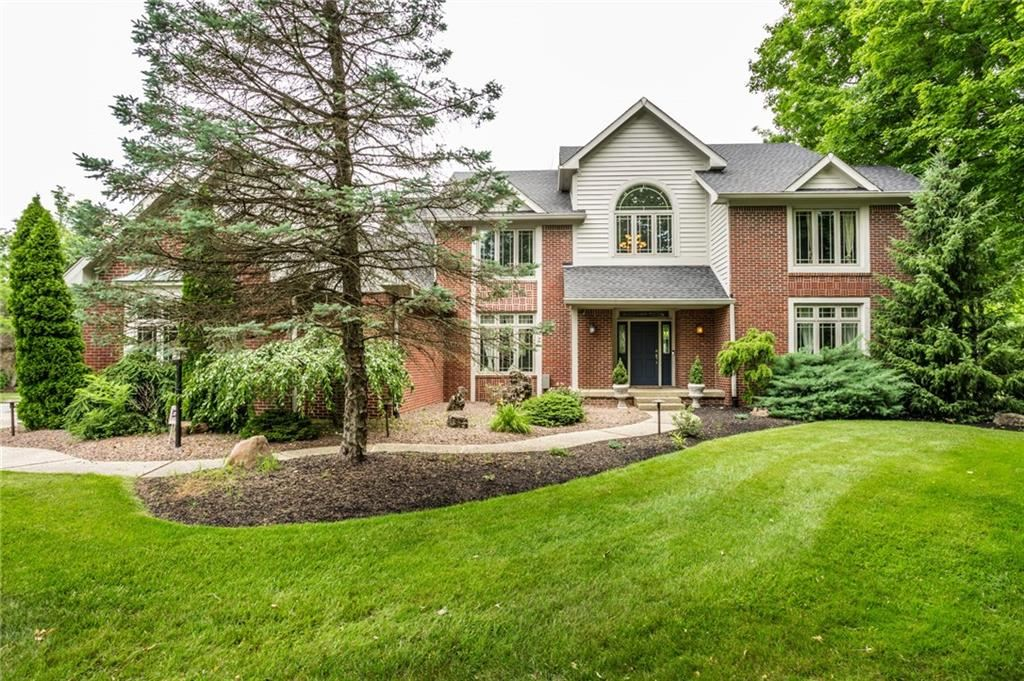 11698 Woods Bay Lane, Indianapolis, IN 46236 - #: 21721335