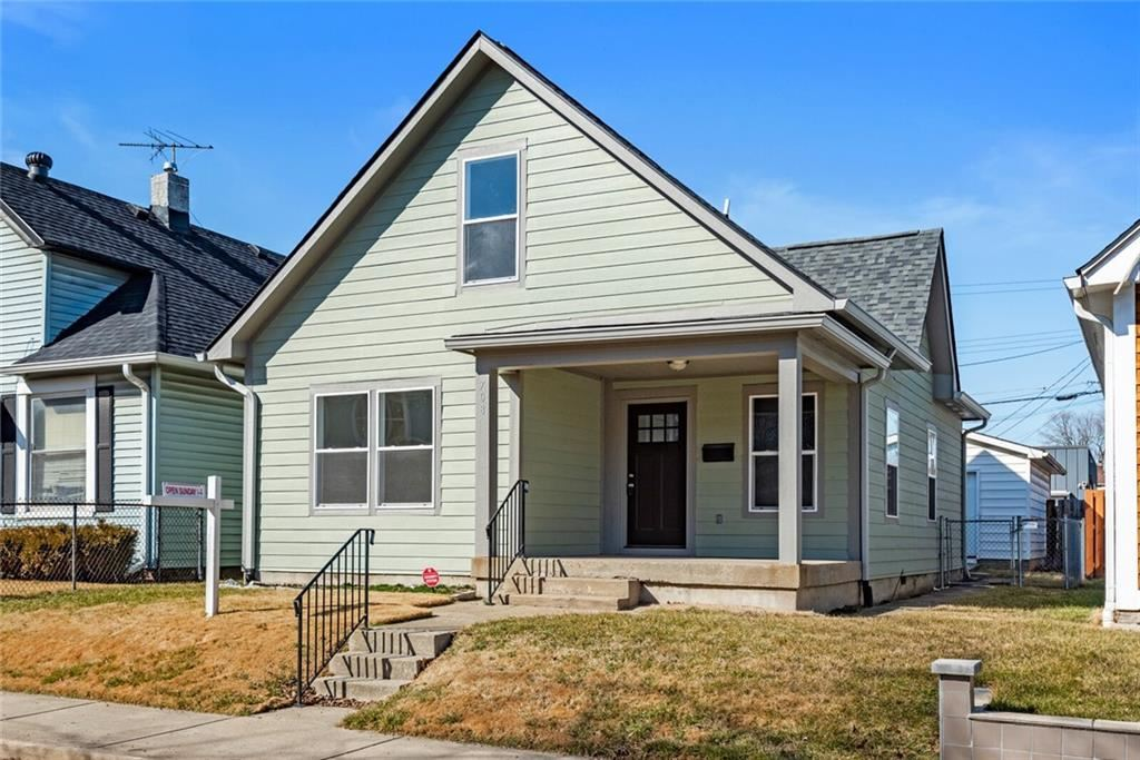 708 Cottage Avenue, Indianapolis, IN 46203 - #: 21769335