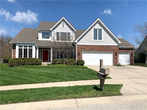Photo of 10460 Calibouge Drive, Fishers, IN 46037 (MLS # 21681336)
