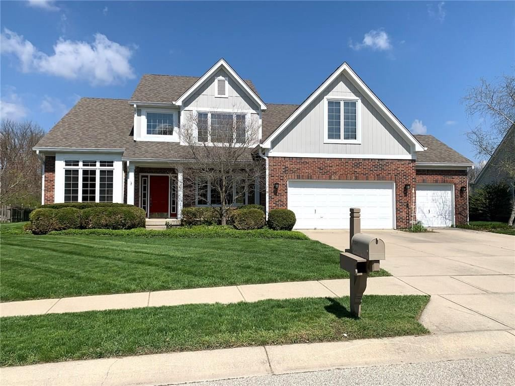 10460 Calibouge Drive, Fishers, IN 46037 - #: 21681336