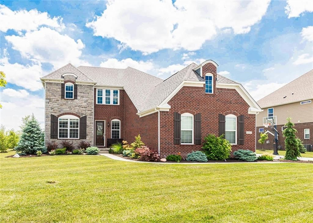 10103 Copper Saddle, Fishers, IN 46040 - #: 21719336