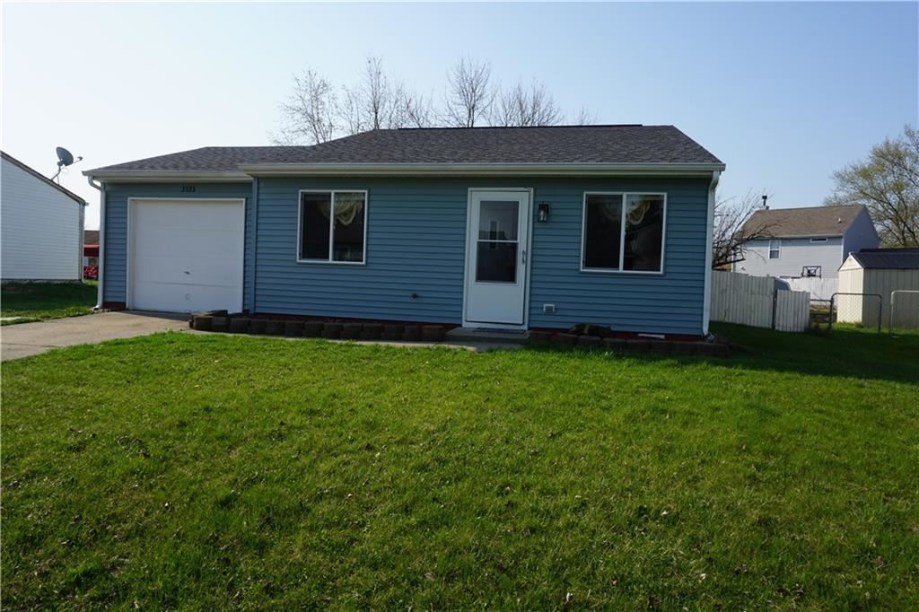 Photo of 3533 Pleasant Creek Drive, Indianapolis, IN 46227 (MLS # 21776336)