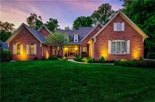 Photo of 9606 Timberline Court, Indianapolis, IN 46256 (MLS # 21711337)