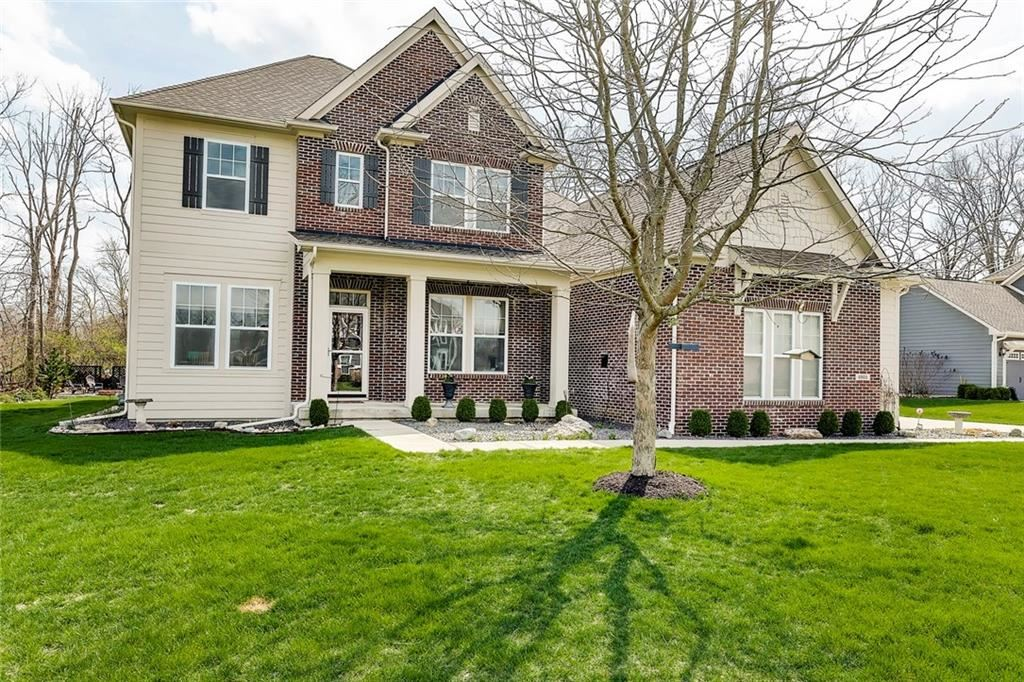 6801 Linden Woods Drive, Avon, IN 46123 - #: 21704337
