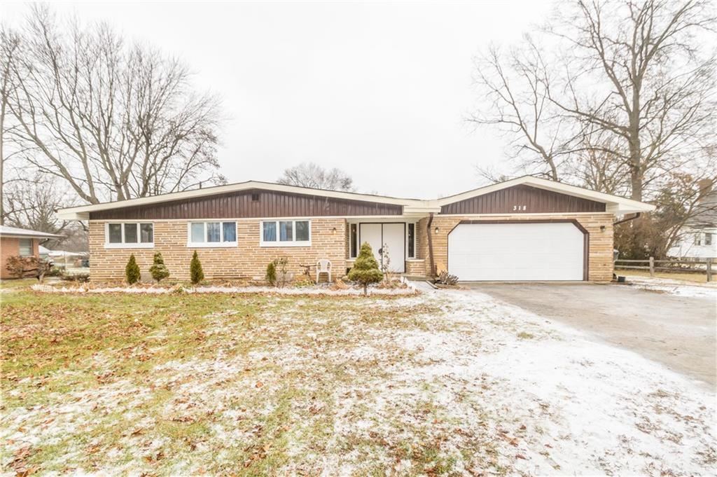 318 East SOUTHPORT Road, Indianapolis, IN 46227 - #: 21763337