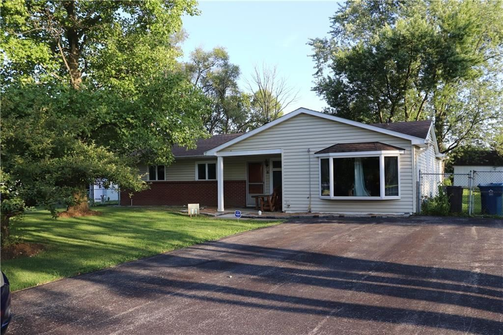 5809 Daphne Drive, Indianapolis, IN 46278 - #: 21731338