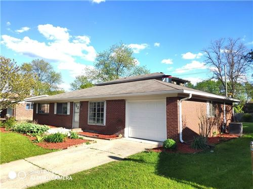 Photo of 8803 East 16th Place, Indianapolis, IN 46219 (MLS # 21785339)