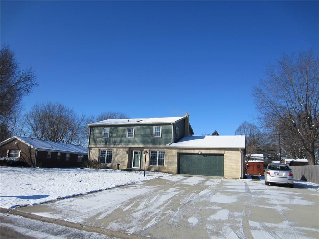438 Boxford Court, Indianapolis, IN 46214 - #: 21695339