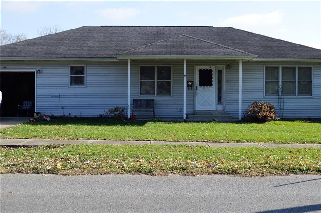 879 South Ohio Street, Martinsville, IN 46151 - #: 21752341