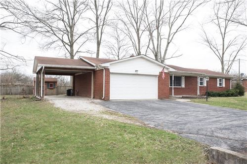 Photo of 6223 POWELL Drive, Indianapolis, IN 46221 (MLS # 21703343)